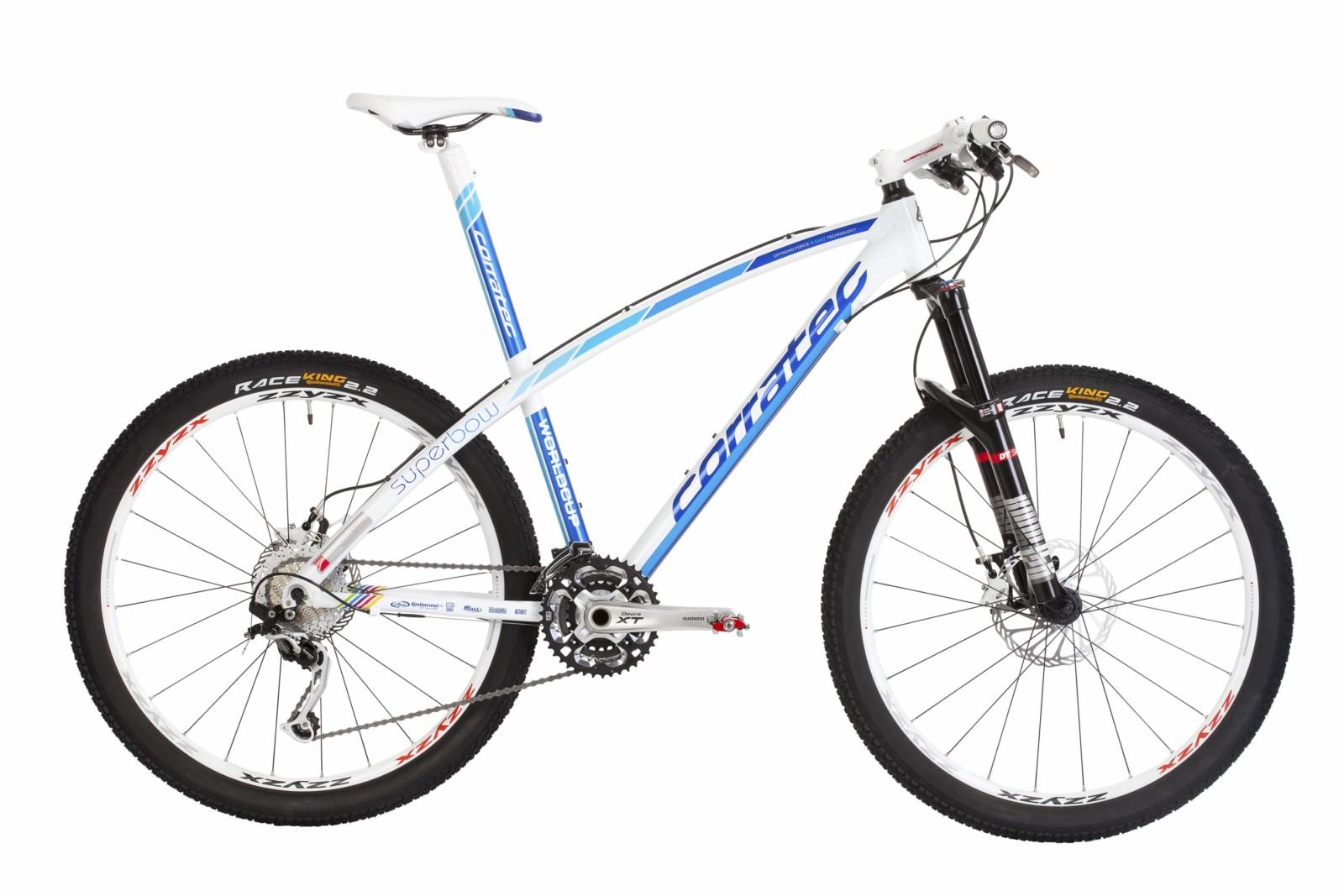 Corratec superbow-worldcup – BikeWar