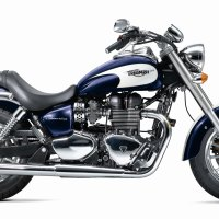 Triumph America vs Harley Davidson FXS
