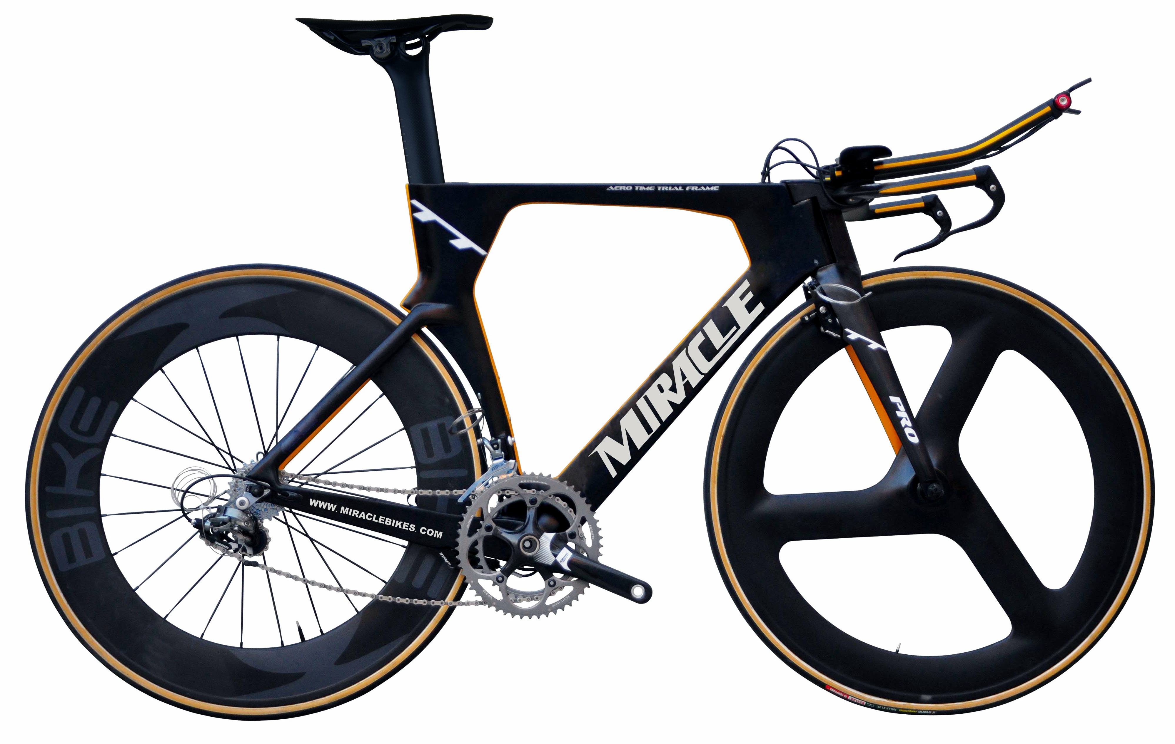 Awesome Miracle Time Trial Bicycle