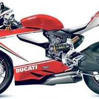 Ducati 1199 Panigale S vs MV Agusta F4RR Corsa