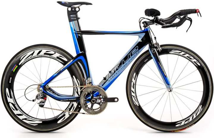 Blue Triad tt bike