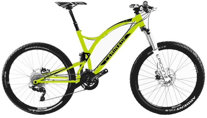 Caminade-One4all 2013 lime green