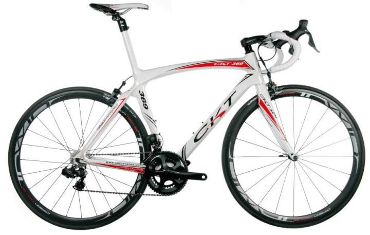 CKT 369 rouge & blanc 2013