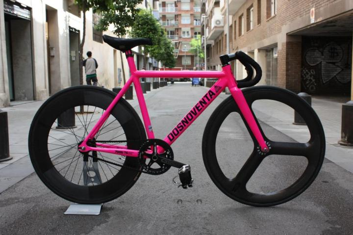 Dosnoventa pink ss