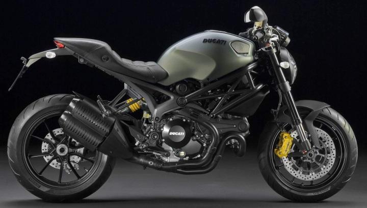 Ducati Monster Diesel 1100 2013