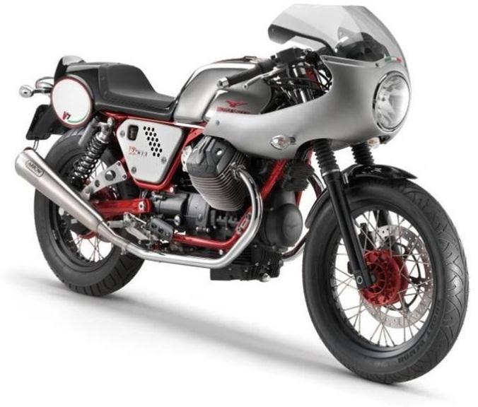 bmw r 1200 cr classic racer vs moto guzzi v7 cafe racer. Black Bedroom Furniture Sets. Home Design Ideas