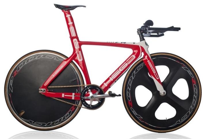 Hego Track bike 2013