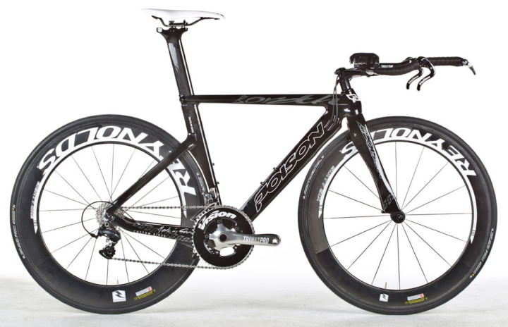 Poison boran tt bike 2013