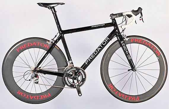 Predator carbon 2013