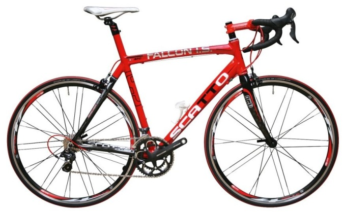 Scatto FALCON 1.5 RED 2013