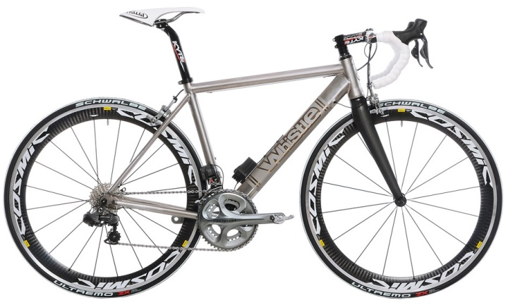 Whistle ouray ultegra di2 2013