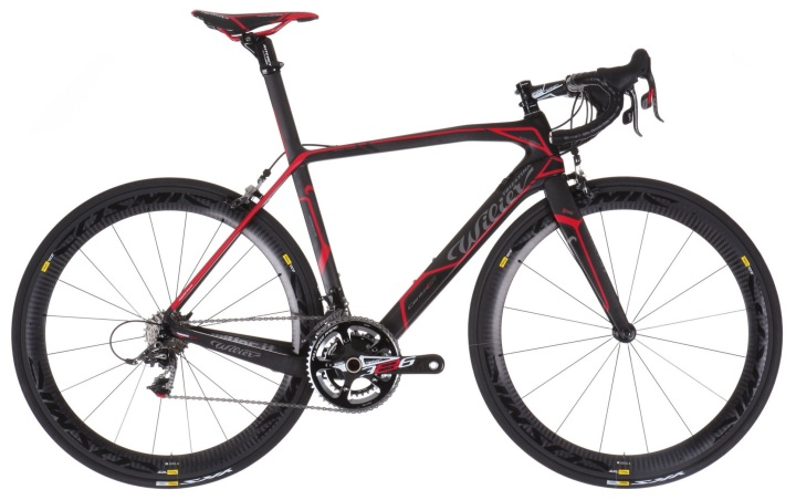 Wilier Cento1-SR-SRAM-Red-2013