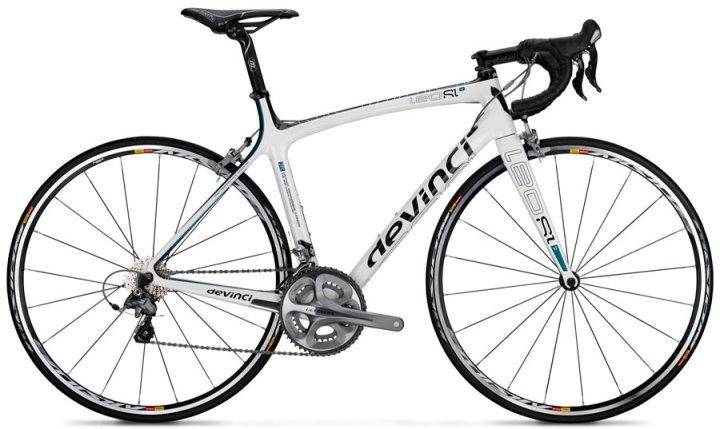 2013-Devinci-Leo-SL-K-womens-road-bike white