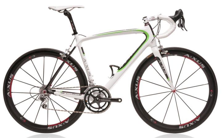 A-xus duran green white 2013