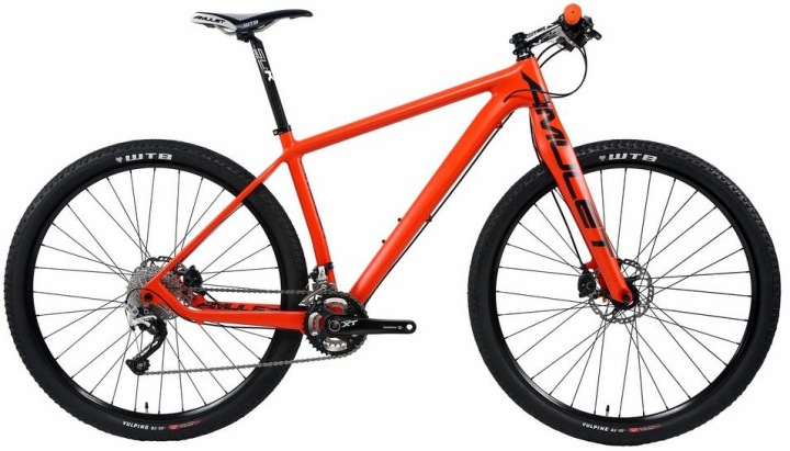 Amulet Superlite Rigid orange 2013