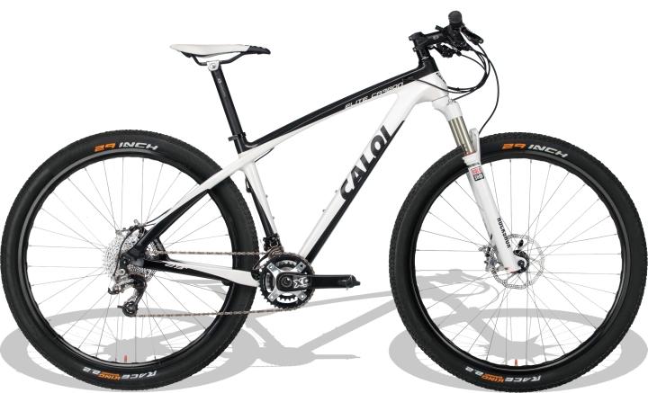 Caloi 29 Elite carbon 2013