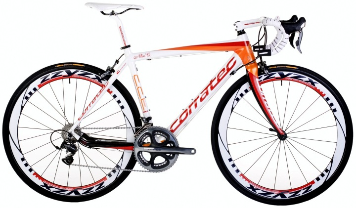 Corratec cct pro orange 2013
