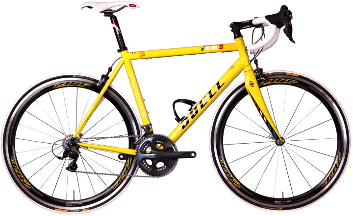 Duell Vogue - steel yellow 2013