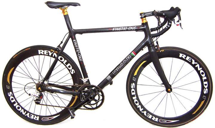 kinetic-one-dimar-c780-custom-carbon-road-bike
