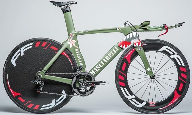 Masciarelli stealth-tt bike 2013