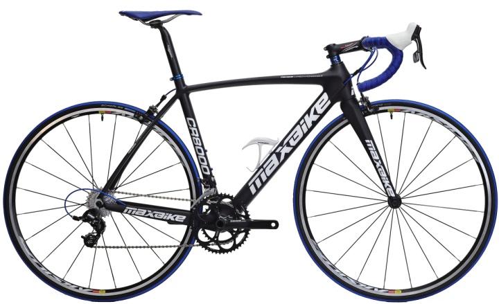 Maxbike Aravis blue black 2013