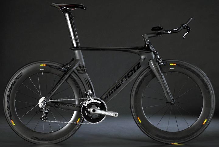 Mendiz Premium black 2013