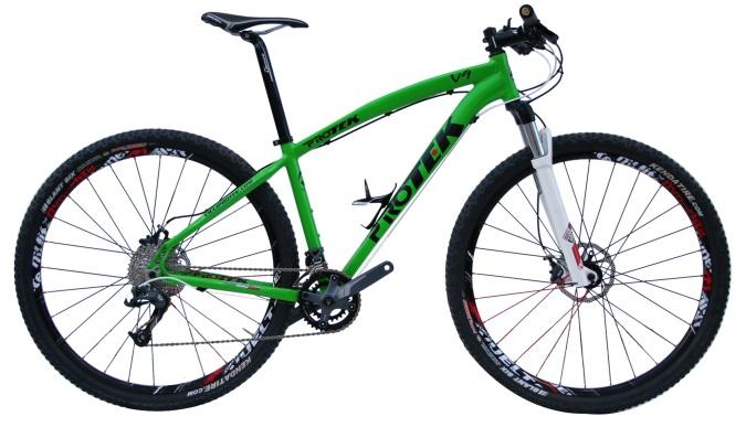 Protek v9 2013 green