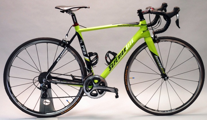 SuperiorLite SL Pro lime green 2013