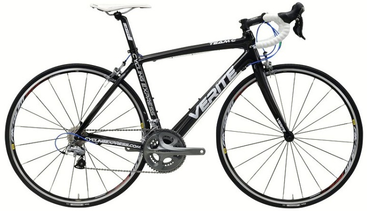 Verite Team C Carbon 2013  ultegra