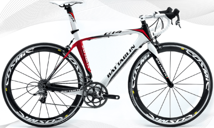Battaglin C14 Pro Forza SRAM force red white 2013