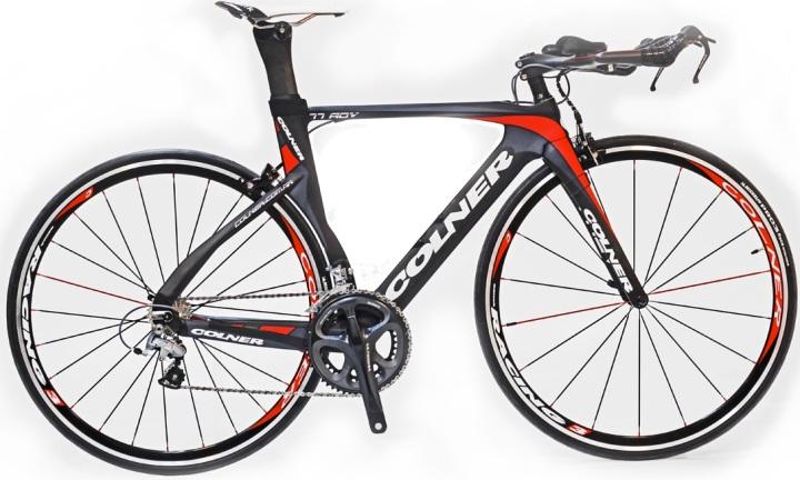 Colner Advance TT black red 2013