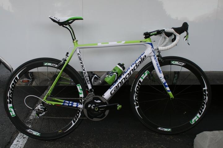 Peter Sagans bike 2013