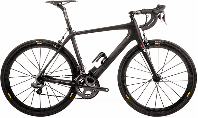 Ribble R872 black ultegra di2 2013