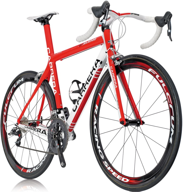 carrera_Veleno_red white SRAM Red 2013