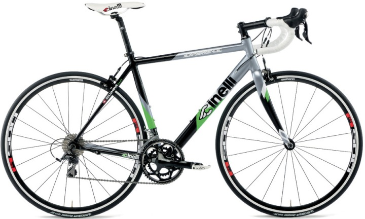 Cinelli Experience - 2013 silver