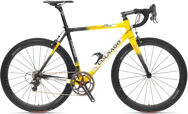 Colnago-C59-Italia-2013 yellow custom