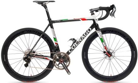 Colnago C59 Italia black 2013 disc