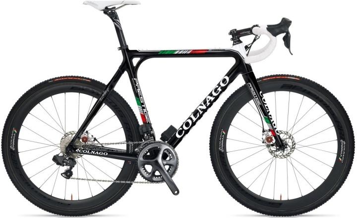 Colnago Prestige 2013 black