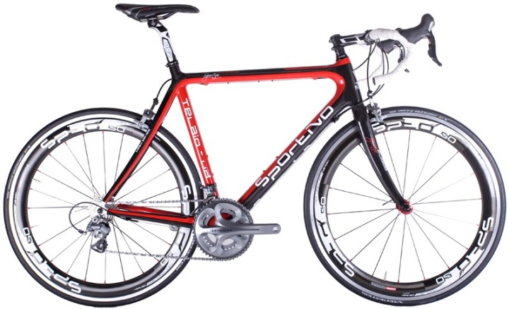Sportivo Fuoco 2013 red black