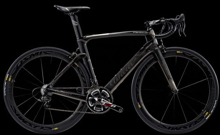 Wilier Cento1 AIR_dark 2014 black