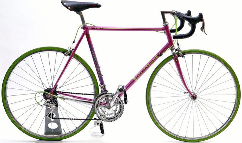 Ciclitorino.com-Road Bike, Vintage, Track, Custom Randonneur - Google Chrome 21082013 33843 PMneuroticarnutzDe Rosa-NUOVO_CLASSICO_VERDE 2013