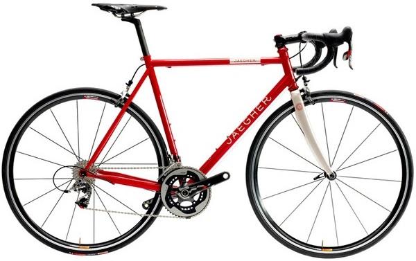 Jaegher Interceptor_volledigefiets steel bikes