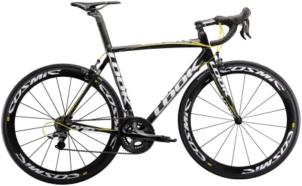 look 586sl-back_yellow_matt ultegra di2 2013