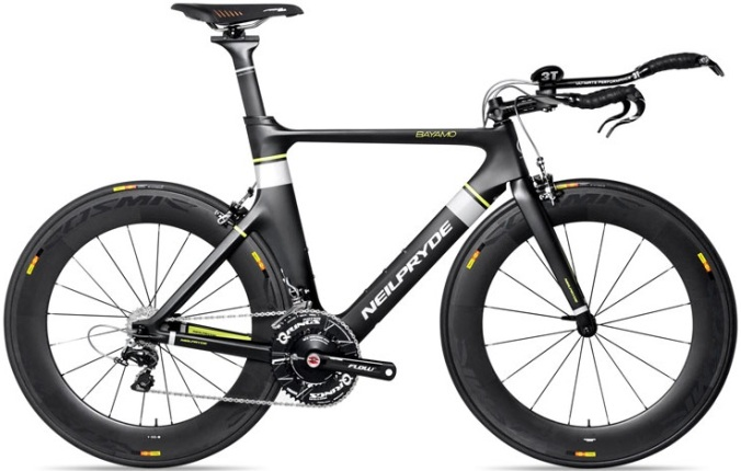 neil pryde bayamo tt 2014 black green
