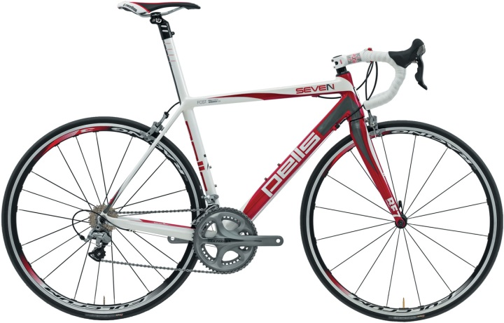 Pells Seven red white ultegra