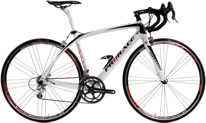 Prorace moros white black red 2013