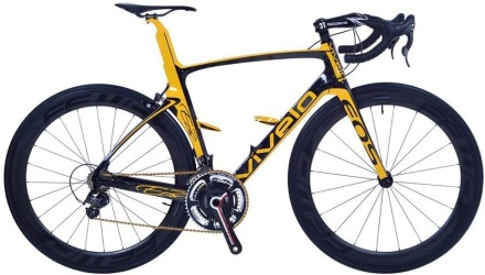 Vivelo Eos Aero yellow 1 2014