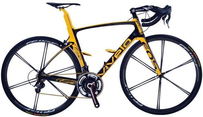 Vivelo Eos Aero yellow 2 2014