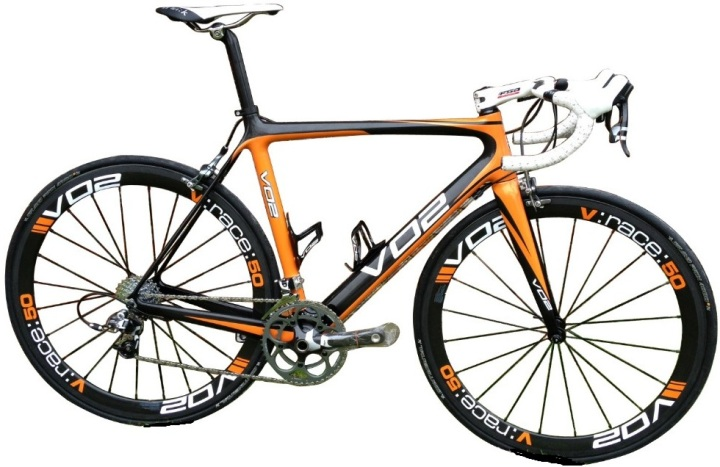 VO2 Team Issue 2014 orange