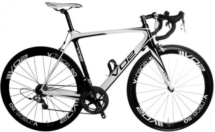 VO2 V-pro-carbon-black white 2014